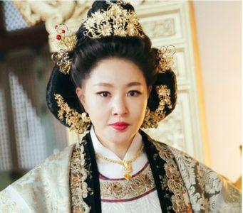 皇后ユ氏 女優 パク・チヨン
